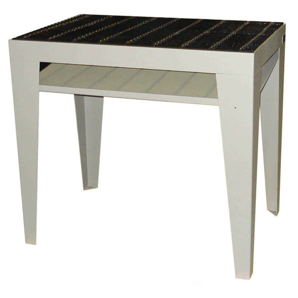 Free Standing Grate Top Table
