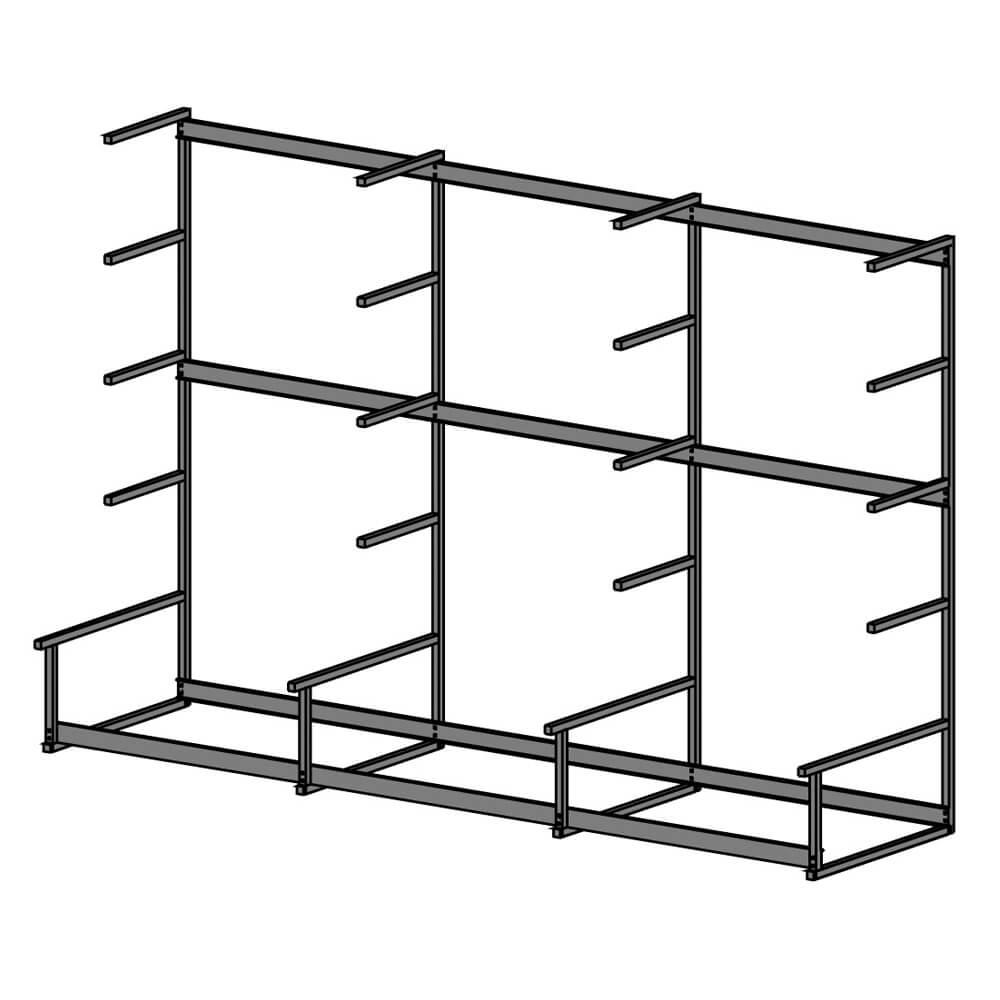 General Lumber / Pipe Rack